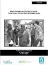 Health Inequality and Access to Justice: Young People, Mental Health and Legal Issues thumbnail image